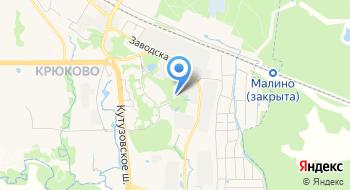 Завод Статус на карте