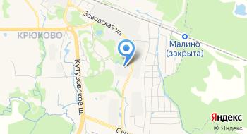 Ковад-М Оборудование на карте