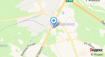 Судебный участок мирового судьи № 1 района Матушкино на карте
