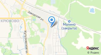ТСК Мосэнерго Зеленоградский филиал РТС-4 на карте