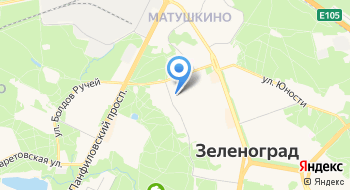 Жилищник района Матушкино на карте