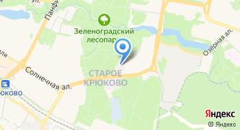 Троник на карте