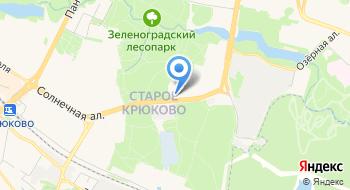 Служба пожаротушения 30-го пожарно-спасательного отряда ФПС по г. Москве на карте