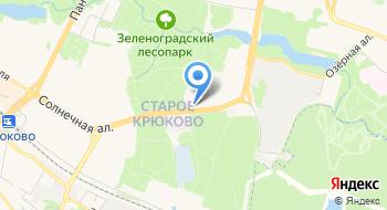 Фгку 30-й Отряд ФПС по г. Москве Центральный пункт пожарной связи Зеленоградского округа на карте