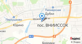 Витоавтогрупп на карте