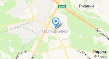 ГБУ Центр физической культуры и спорта Зеленоградского административного округа на карте