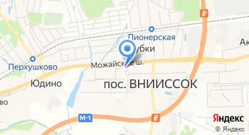 Пивоварня Кожевниково на карте