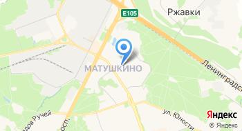 ФГУП Рсво Тус-10 на карте