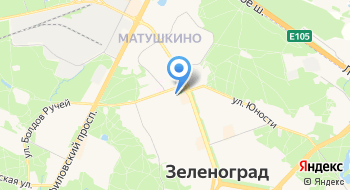 Интернет-магазин Tricopinka.ru на карте