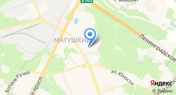 Курятники Додонова на карте