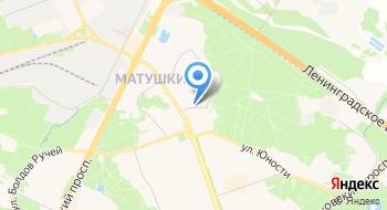 Аппарат совета депутатов муниципального округа Матушкино на карте
