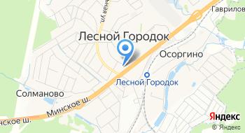 Архитектурная студия Бориса Костырина на карте