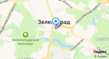 Агентство по Обеспечению Мероприятий Гражданской Защиты Зеленоградского Административного Округа Города Москвы на карте