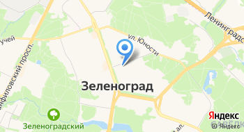 Прокуратура Зеленоградского Административного округа города Москвы на карте