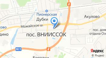 ЖК-Гусарская баллада на карте