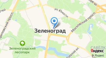 Базовый центр по охране труда Зеленоградского АО на карте