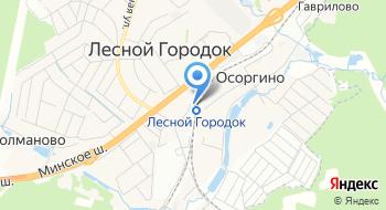 Брокинторг на карте