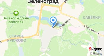 Московское консалтинговое агентство на карте
