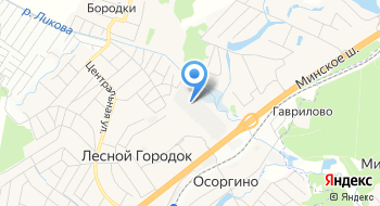 ЛПХ Сереженков на карте