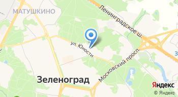 ИФНС № 35 по г. Москве на карте