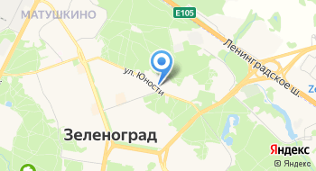 Детская музыкальная школа им. М. П. Мусоргского на карте