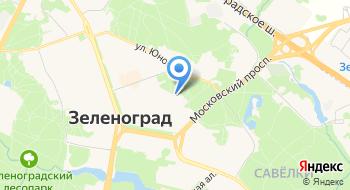 Спортивная школа олимпийского резерва №111 на карте