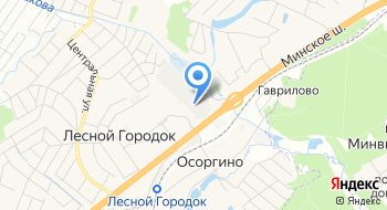 НИКА Фундамент на карте