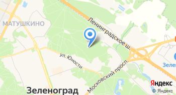 ГКУ ПСЦ на карте