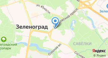ПФР, Клиентская служба Матушкино-Савелки на карте