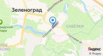 ТСК Мосэнерго на карте