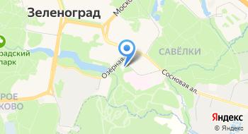 Городская клиническая больница им. М. П. Кончаловского на карте