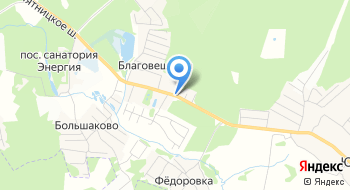 СК Новодел на карте