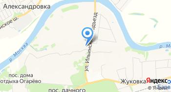 Русский Кубок на карте