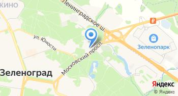 Зеленоград Информ Прибор на карте