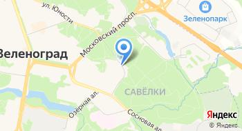 Интер-АВ на карте