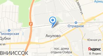 Московская Областная таможня Кубинка Таможенный пост ОТО и ТК №2 на карте