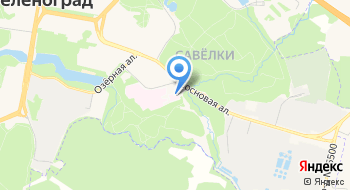 Московский научно-практический центр наркологии на карте