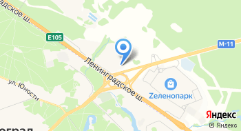 Zelwood на карте