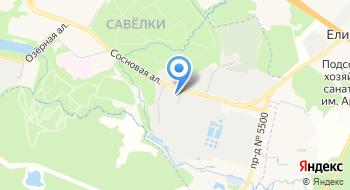 Образовательное учреждение ДПО Центральный спортивный автомотоклуб ДОСААФ России Стрелковый тир на карте