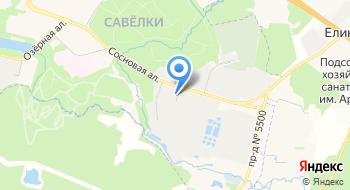 ЗелПрокат на карте