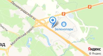 KIA Аванта-Зеленоград на карте