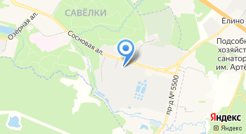 Интернет-магазин Бебимаркет на карте