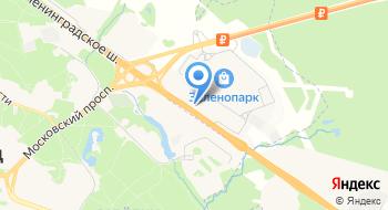 Джили Центр Зеленоград на карте