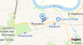 Дом Культуры в Жуковке на карте