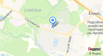 Eclipse-Mebel.ru на карте