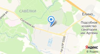 Гкбу Мосприрода Дирекция природных территорий по Зеленоградскому административному округу на карте