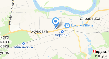 Торговый комплекс Барвиха Luxury Village на карте