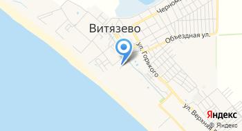 Санаторий Бригантина на карте