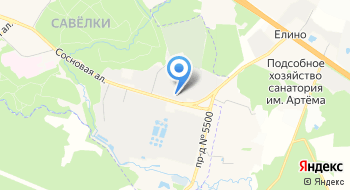 Центр метрологического обслуживания Зелприбор на карте