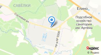 Fooods.ru на карте